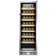 维诺卡夫 PRO168A 酒窖级压缩机恒温红酒柜 |官方正品|