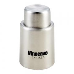 Vinocave红酒塞不锈钢真空塞