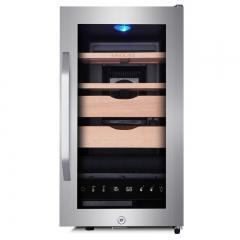 Vinocave/维诺卡夫SC-18AH 电子智能恒温恒温 雪茄柜//茶叶柜(2020新品上市)