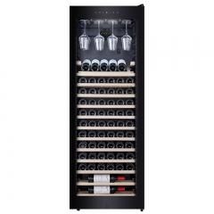 Vinocave/维诺卡夫JC-266A超薄红酒柜恒温酒柜家用大容量
